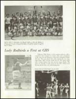 1972 Coldwater High School Yearbook Page 138 & 139