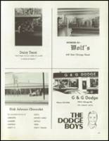 1972 Coldwater High School Yearbook Page 150 & 151