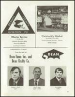 1972 Coldwater High School Yearbook Page 166 & 167