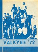 1972 Yearbook Pleasant Grove High School