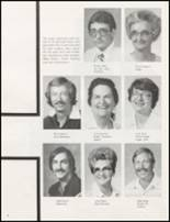 1982 Claremore High School Yearbook Page 12 & 13