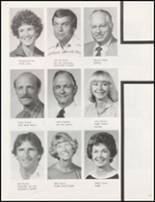 1982 Claremore High School Yearbook Page 16 & 17