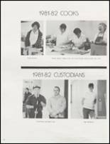 1982 Claremore High School Yearbook Page 20 & 21