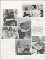 1982 Claremore High School Yearbook Page 22 & 23