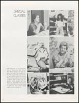 1982 Claremore High School Yearbook Page 28 & 29