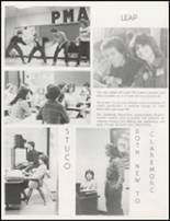 1982 Claremore High School Yearbook Page 34 & 35