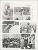 1982 Claremore High School Yearbook Page 48 & 49