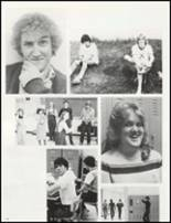 1982 Claremore High School Yearbook Page 52 & 53