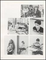 1982 Claremore High School Yearbook Page 110 & 111