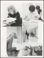 1982 Claremore High School Yearbook Page 112 & 113
