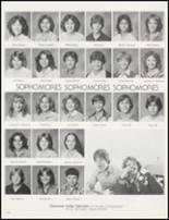 1982 Claremore High School Yearbook Page 116 & 117
