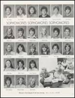 1982 Claremore High School Yearbook Page 120 & 121