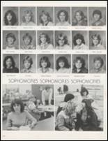 1982 Claremore High School Yearbook Page 124 & 125