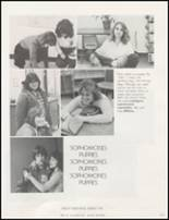 1982 Claremore High School Yearbook Page 126 & 127