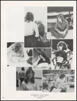 1982 Claremore High School Yearbook Page 128 & 129