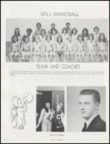 1982 Claremore High School Yearbook Page 146 & 147