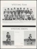 1982 Claremore High School Yearbook Page 150 & 151