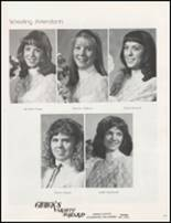 1982 Claremore High School Yearbook Page 154 & 155