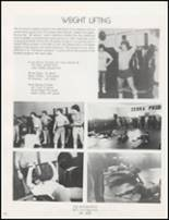 1982 Claremore High School Yearbook Page 156 & 157