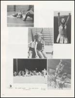 1982 Claremore High School Yearbook Page 158 & 159