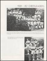 1982 Claremore High School Yearbook Page 170 & 171