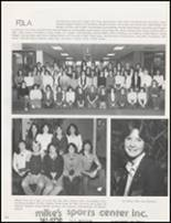 1982 Claremore High School Yearbook Page 186 & 187
