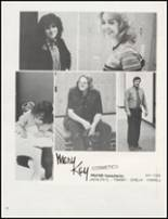 1982 Claremore High School Yearbook Page 202 & 203