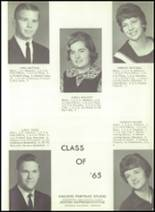 1965 Delia High School Yearbook Page 10 & 11
