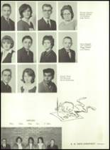 1965 Delia High School Yearbook Page 16 & 17