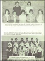 1965 Delia High School Yearbook Page 20 & 21