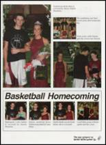 2003 Velma-Alma High School Yearbook Page 10 & 11