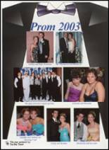2003 Velma-Alma High School Yearbook Page 14 & 15