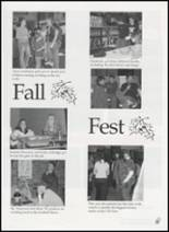 2003 Velma-Alma High School Yearbook Page 16 & 17