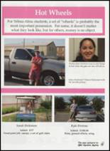 2003 Velma-Alma High School Yearbook Page 18 & 19