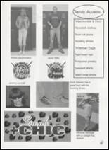 2003 Velma-Alma High School Yearbook Page 24 & 25