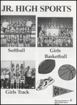 2003 Velma-Alma High School Yearbook Page 32 & 33
