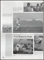 2003 Velma-Alma High School Yearbook Page 42 & 43