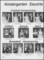 2003 Velma-Alma High School Yearbook Page 68 & 69