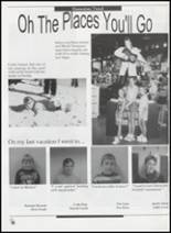 2003 Velma-Alma High School Yearbook Page 70 & 71