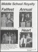 2003 Velma-Alma High School Yearbook Page 80 & 81