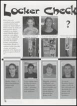2003 Velma-Alma High School Yearbook Page 82 & 83