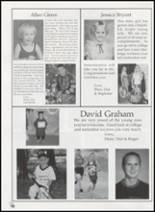 2003 Velma-Alma High School Yearbook Page 126 & 127