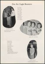 1964 Des Arc High School Yearbook Page 104 & 105