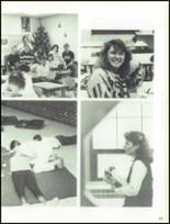 1988 West Allis Central School Yearbook Page 66 & 67