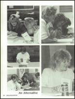 1988 West Allis Central School Yearbook Page 84 & 85