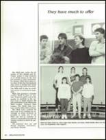 1988 West Allis Central School Yearbook Page 86 & 87