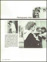 1988 West Allis Central School Yearbook Page 110 & 111