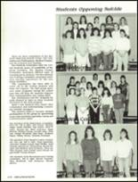 1988 West Allis Central School Yearbook Page 114 & 115