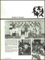 1988 West Allis Central School Yearbook Page 116 & 117