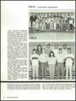 1988 West Allis Central School Yearbook Page 118 & 119
